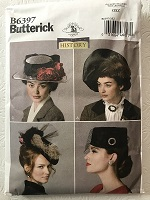 Butterick B6397 Hats