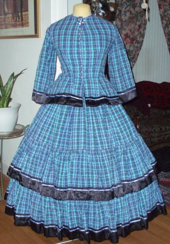Dicken's Dress